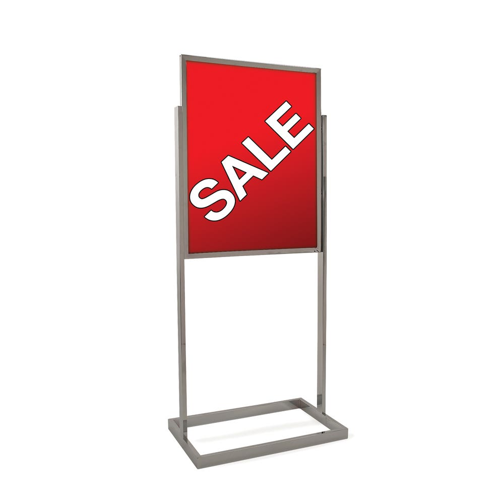 Retail Sign Holders
