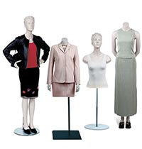 Build Your Own Mannequin