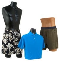 Mens Full Round Forms