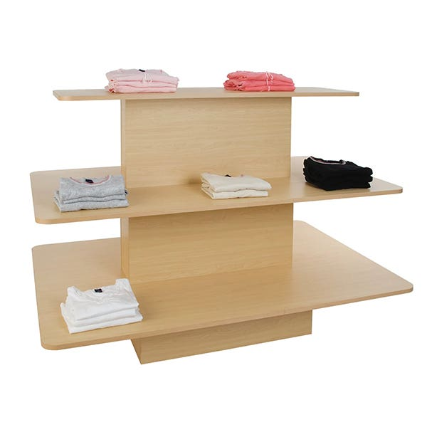 Retail Display Tables & Dump Bins