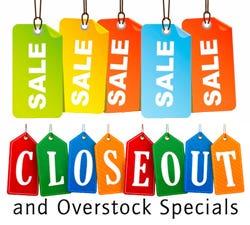 Product Specials & Sales