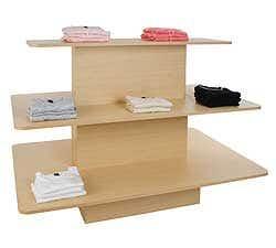 Retail Display Tables & Dump Bins