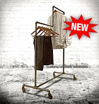 Pipeline Clothing Rack Collection