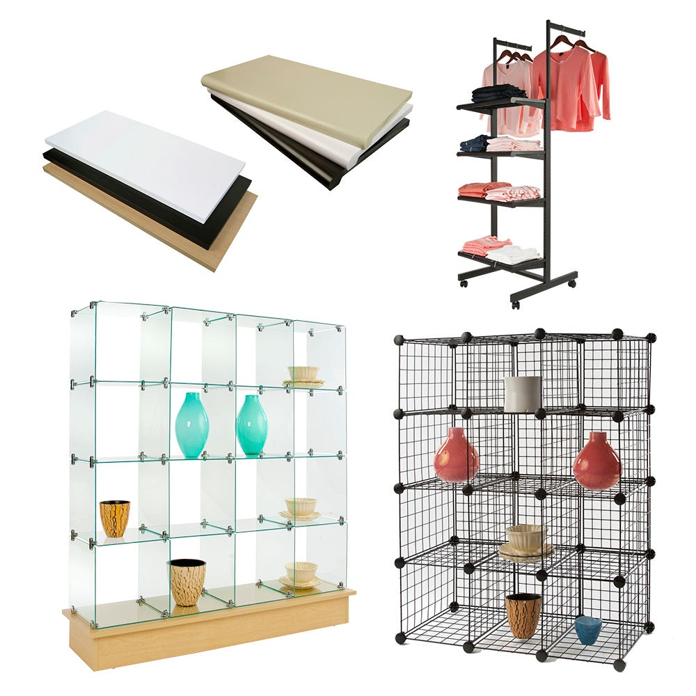 Retail Shelving & Shelf Units