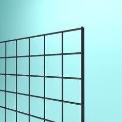 Collapsible Grid Panels - Black