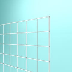 Collapsible Grid Panels - White